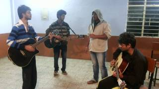 Acoustic cover for Maula mere - from Chak de India ...