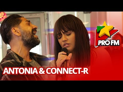 Antonia & Connect-R - Adio | ProFM LIVE Session