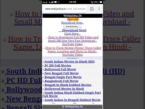 How To Download Bengali Movie NABAB