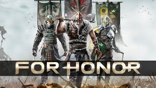 FOR HONOR ★ 001 - Willkommen bei For Honor! [Deutsch | Alpha Gameplay] Lets Play For Honor