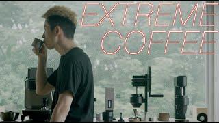 ソニーα7SIII、シネトーンで撮影する家コーヒーその2。A morning coffee with  WEBER WORKSHOP HG-2&KEY GRINDER