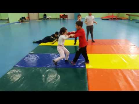 Motor Skills Wrestling Primary Education For Kids  Güreş Temel Eğitimi