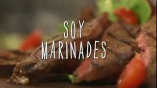 Kikkoman Steak Marinade Video