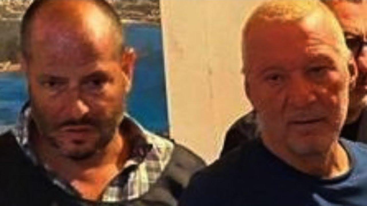 Download Finisce la fuga di Johnny lo Zingaro, arrestato nel sasserese