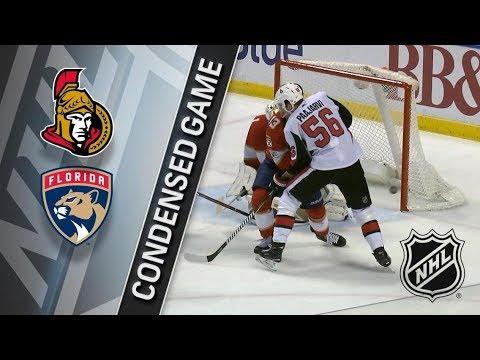 Ottawa Senators vs Florida Panthers March 12, 2018 HIGHLIGHTS HD