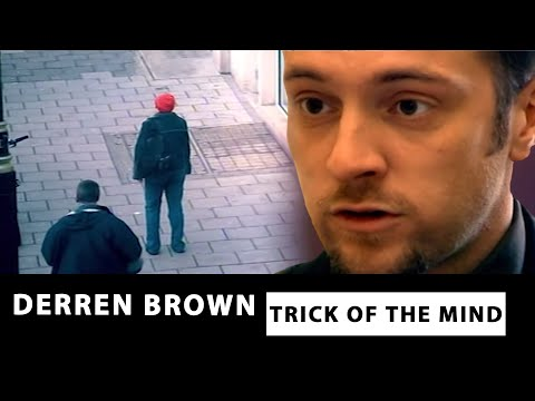 Thumbnail: Derren Brown Controlling Someone Walking - Trick of the Mind