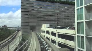 Miami Downtown Metromover