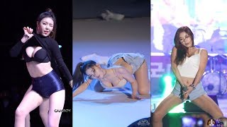 Laysha Hyeri Best Sexy and Hot Dance  KPOP Genjutsu Dance