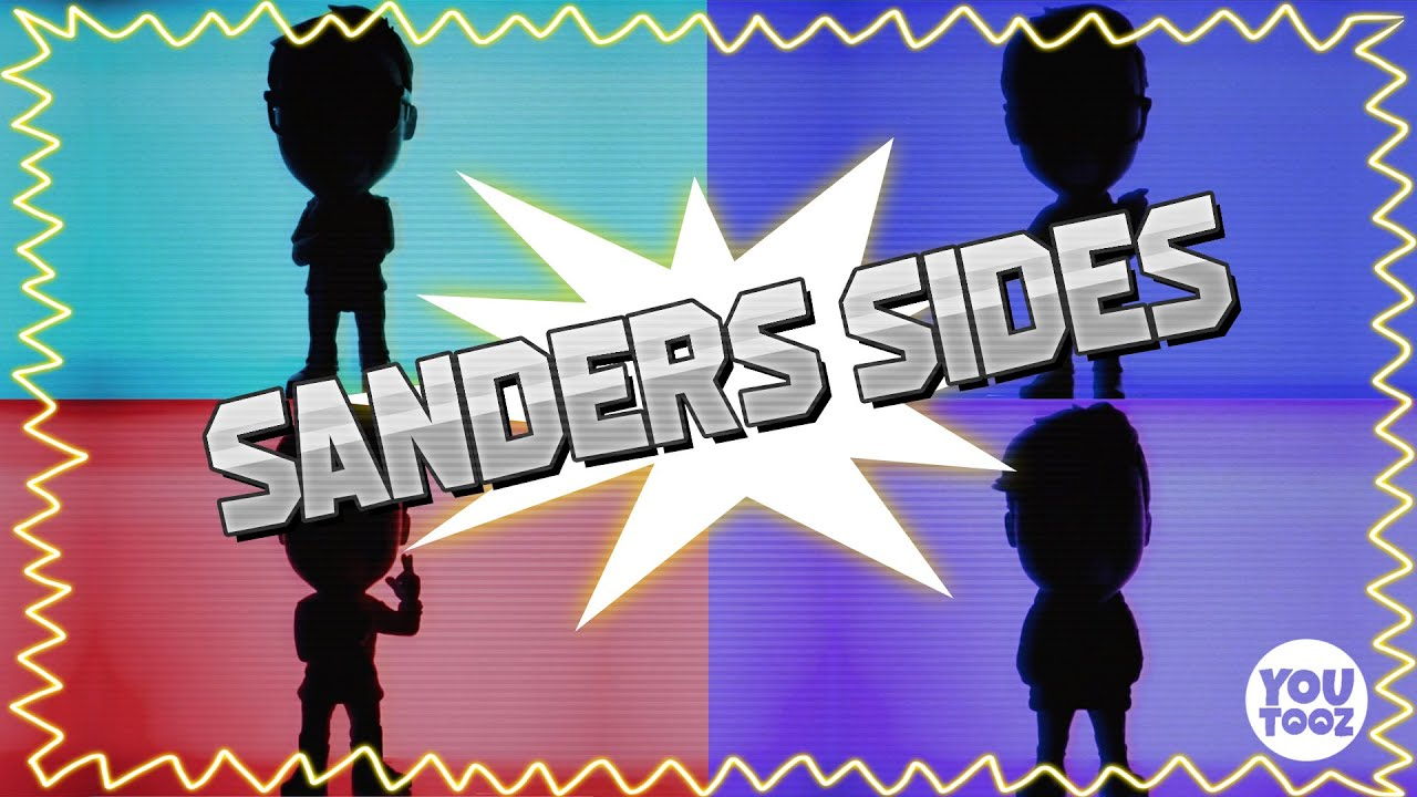 Only Sanders Sides Kids Will Remember THIS Toy Commercial!!!