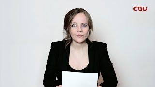 Sarah Bosetti & Die Rettung der CDU