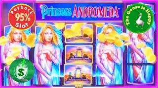 😄 Princes Andromeda 95% slot machine, Happy Goose