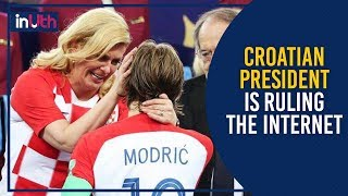 Croatia's President Is Ruling The Internet | InUth