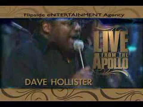 Live At The Apollo Concert Tour TV Ad