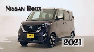 2021 Nissan Roox Interior Exterior Driving 「日産ルークス」