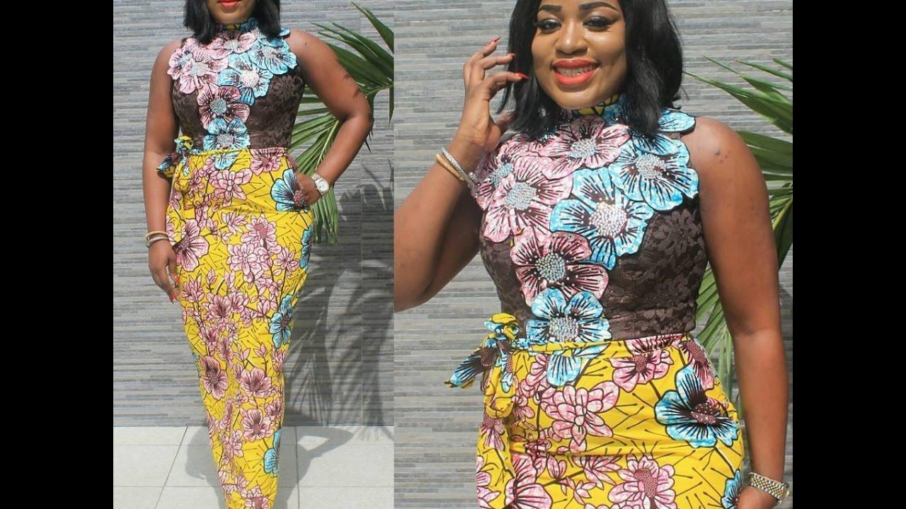 Best Ankara Designs For Beautiful Africa Ladies