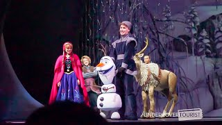 Frozen Live at the Hyperion Theatre, Full Multi-Angle Show, Disney California Adventure, Disneyland