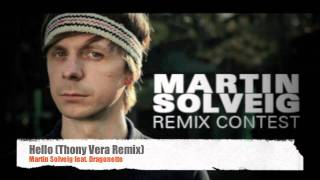 Martin Solveig feat. Dragonette - Hello (Thony Vera Remix)