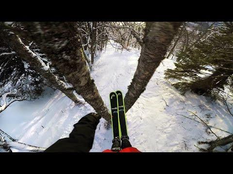 GoPro Snow: Jesper Tjäder's Forest