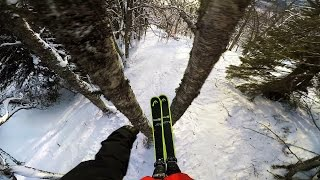 Snow Skiing - GoPro Snow: Jesper Tjäder's Forest