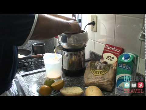 LLT Brazil: Breakfast in Brazil - Video 0006