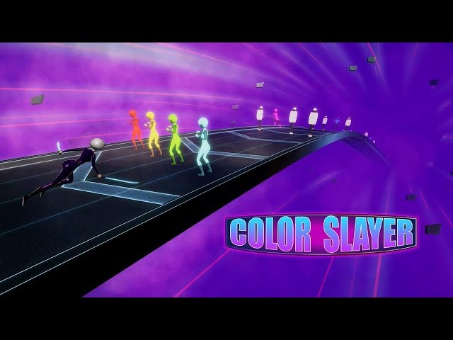Color Slayer (PS4/PSVITA/Steam) Achievement/Platinum Trophy Guide (3-5 Hour 100%)