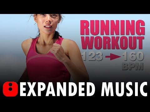 Running Workout / From 123 to 160 BPM / Playlist on Spotify