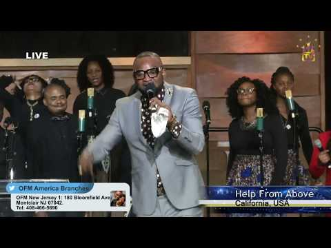 LIVE From Carlifornia Day 1 Evening Session With Apostle Johnson Suleman