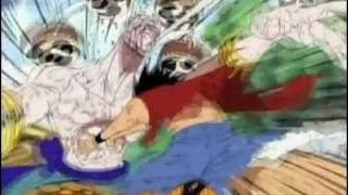 Video OnePiece Luffy pwns Eneru - Funimation Dub! download MP3, 3GP, MP4, WEBM, AVI, FLV Oktober 2018