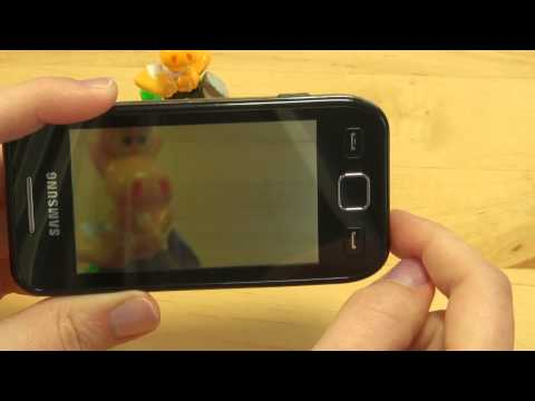 Samsung Wave 525 Test Kamera