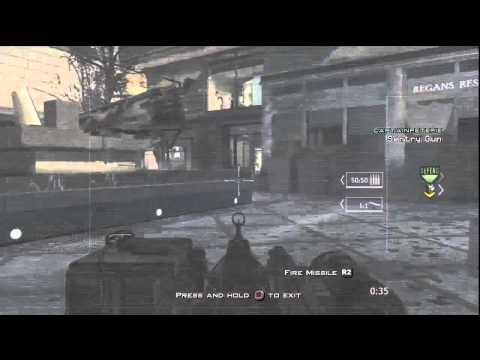 MW3 | HOW TO LEVEL UP FAST | 34-3 TEAM DEFENDER w/FAD (GAMEPLAY/COMMENTARY)