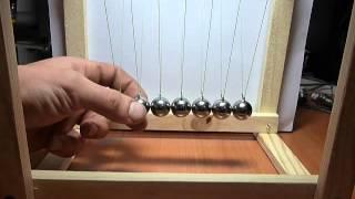 маятник из шариков своими руками