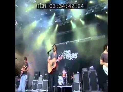 The Coronas- Heroes or Ghosts- Irish & English Version @ Oxegen 2010