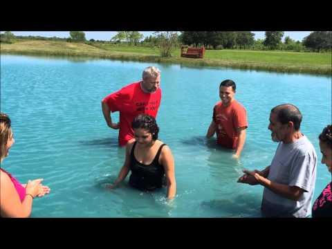 Baptisms - Alvin Community Outreach July...