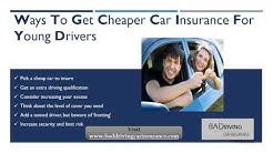 How Do I Get Car Insurance Quotes For Young Drivers