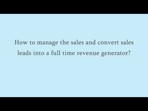 How to get more sales leads and increase your revenue