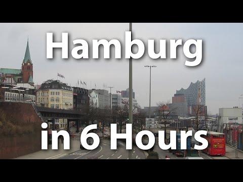 HAMBURG IN 6 HOURS - Matt's Vlog #17