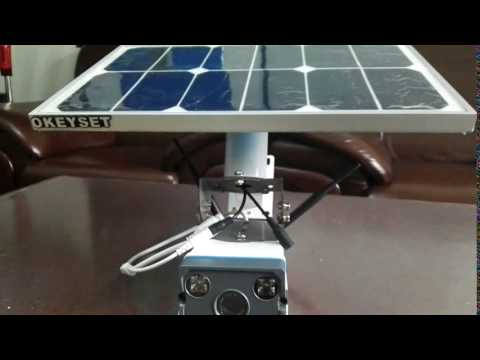 solar power 4G wireless camera -VID 20160719 172116