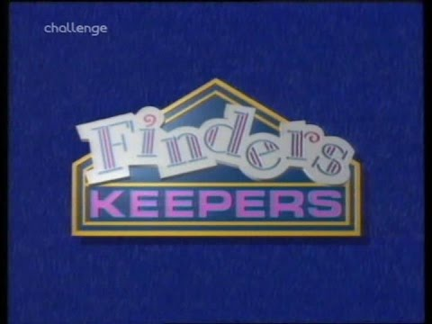 CITV's Finders Keepers - Series 5 Episode 1 - 02/05/1995