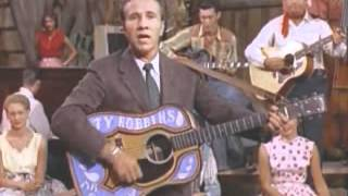 Watch Marty Robbins Dont Let Me Hang Around video