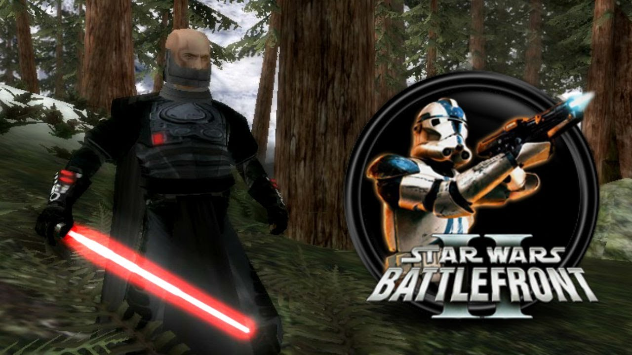 Star Wars Battlefront II Mods PC HD The Old Republic BETA Map - Star wars old republic us map