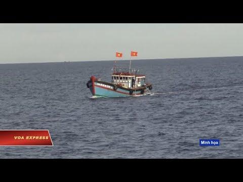 Truyền hình VOA 29/5/20: Tàu cá Việt mất tích khi di chuyển về hướng Hải Nam