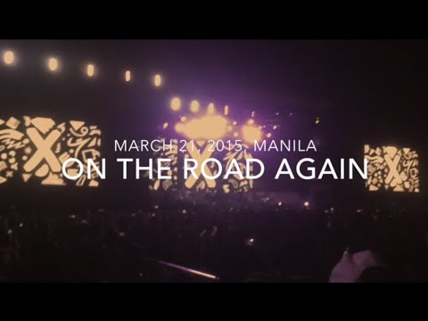 One Direction On The Road Again, 3/22/15 at Manila (Fancam)