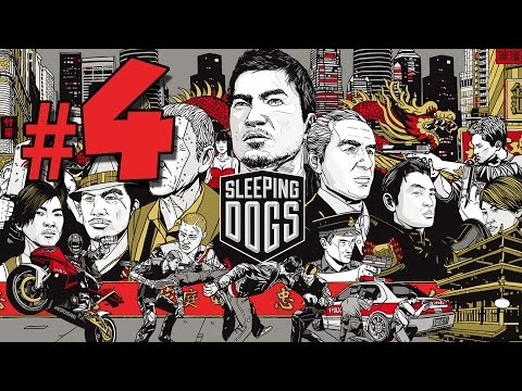Let's Play Sleeping Dogs ft. Mike (#4) - Ultimate Insurance Fraud