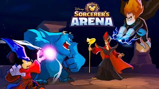 Disney Sorcerer's Arena - Android Gameplay ᴴᴰ