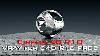 Install Vray 3.4 Cinema 4D (R18,17,16) Very Easy
