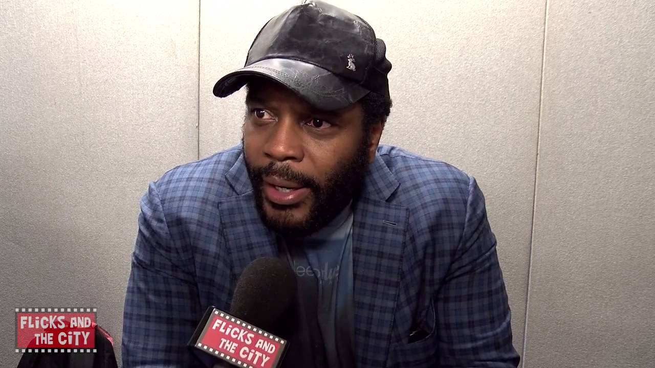 Download Chad Coleman Flicks and the City Interview  about Tyreese