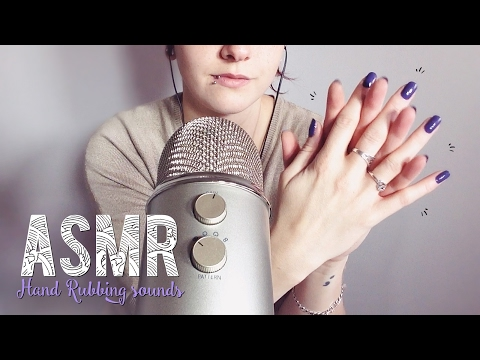 ASMR Français ~ Hand Rubbing sounds + mini bonus fin / Bruits de main