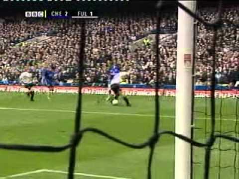 Chelsea v Fulham 2005