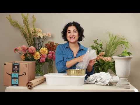 How To Pack Your Flowers For Delivery!