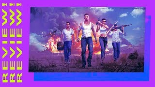 What I Think About Free Fire(Android Battle Royale Review)